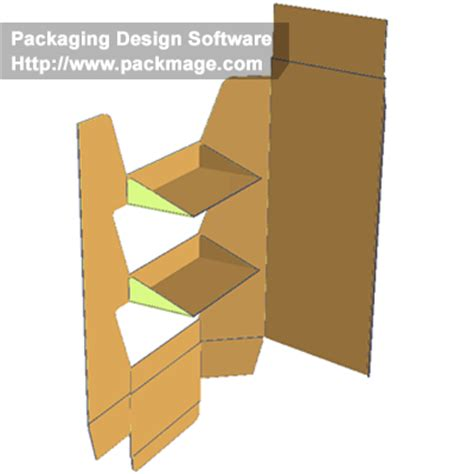 3d packaging templates packaging design software corrugated and folding
