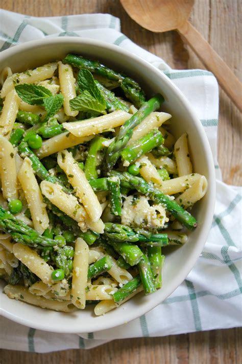 vegetables pasta penne with vegetables