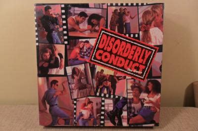 Disorderly Conduct Background Check Ebluejay 1993 Disorderly Conduct The Board Complete