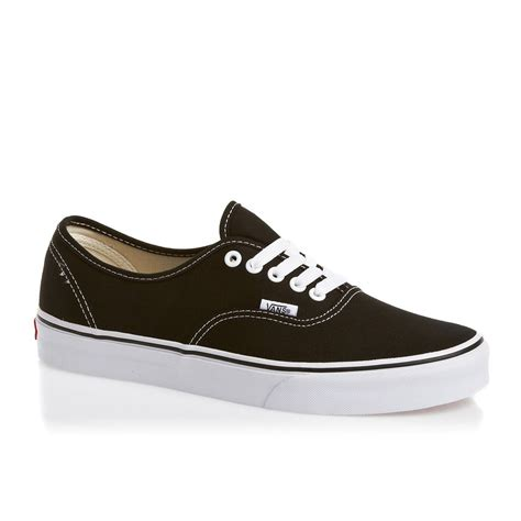 Vans Authentik vans authentic shoes black free uk delivery on all orders