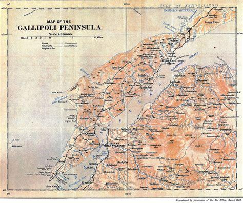 battle of gallipoli map gallipoli caign