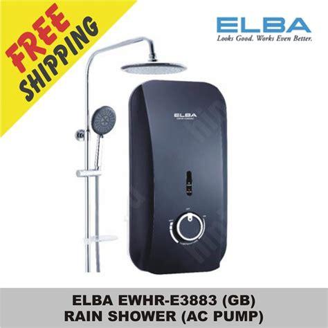 Water Heater Elba elba w h fiotto ewhr e3883 sho end 10 3 2017 10 15 am