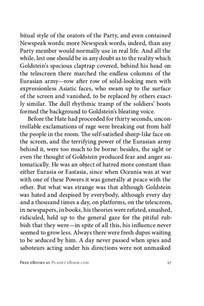 1984 Essay On Freedom by 1984 Pdf