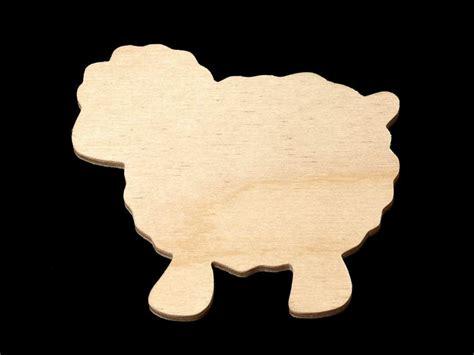sheep shape sheep cutout shape hc sheep 0 5900 caseyswood