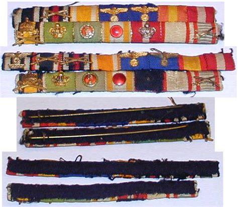 Ribbon Rack Order by Ribbon Bars