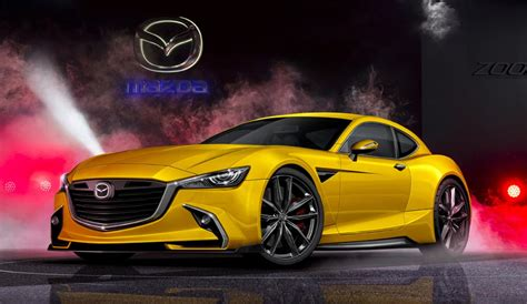 2020 Mazda RX 9 Allegedly Approved For Production, 400 PS