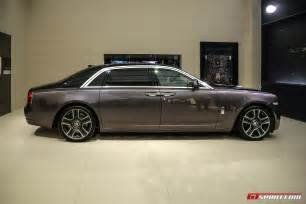 Rolls Royce Ghost Geneva 2017 Rolls Royce Ghost With Paint Finish