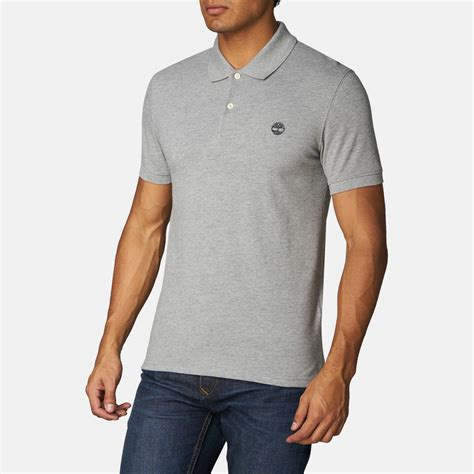 Polo Shirt Timberland timberland pique polo t shirt polo shirts tops clothing mens sss