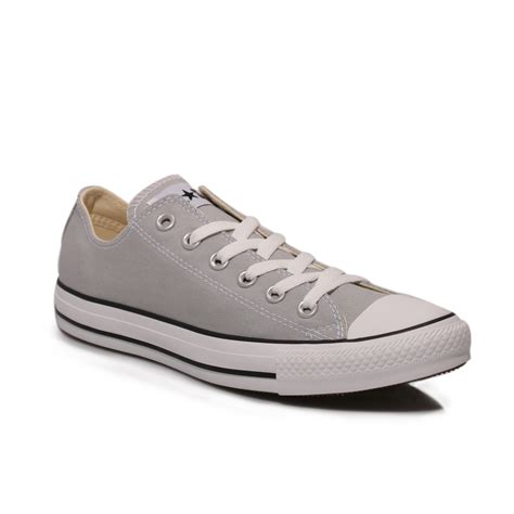 Converse Low 5 converse mirage grey ox low all start trainers size 3 11