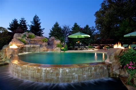 20 awesome swimming pools with water slides homes of the 20 awesome swimming pools with water slides homes of the