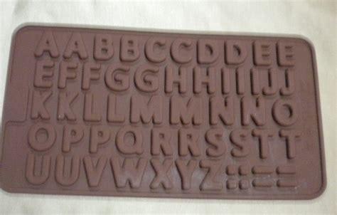 molde de silicon con letras en cuadritos moldes de silicon monterrey molde de silic 243 n letras de alfabeto may 250 sculas 95 00
