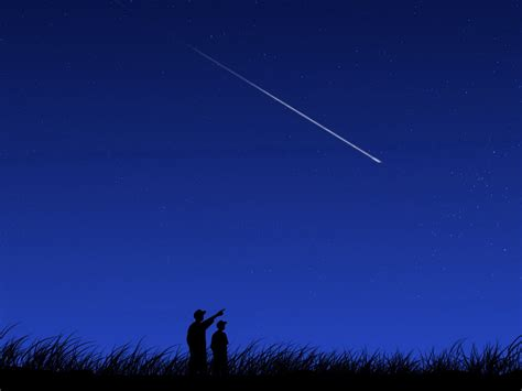 Where In The Sky Is The Meteor Shower by Meteor Shower Tonight Wallpaper Hd Wallpaper Sky