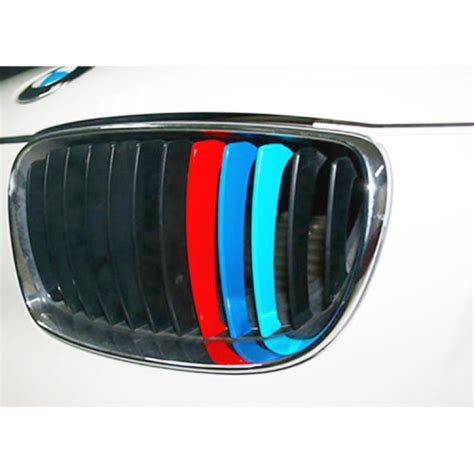bmw m car styling personalized grille tuning vinyl