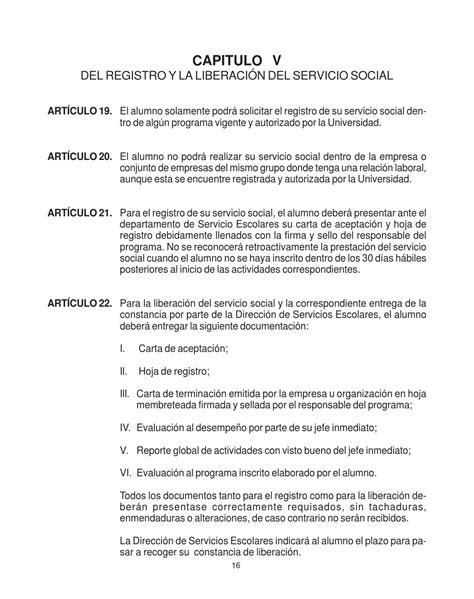 Carta De Terminacion De Servicio Comunitario reglamento servicio social by universidad tecnol 243 gica de m 233 xico unitec issuu