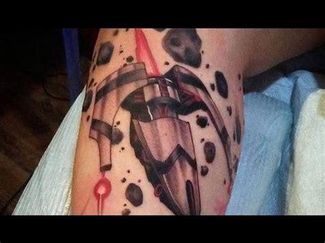 yugioh tattoo getting a yugioh