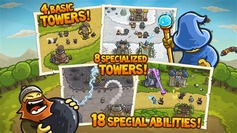 download game android kingdom rush mod kingdom rush mod money heroes unlocked