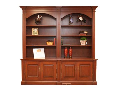 Book Cases Cherry Bookcase