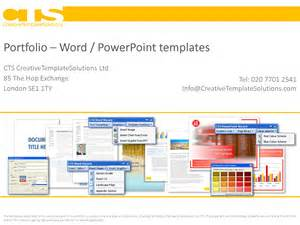best photos of word template professional portfolio