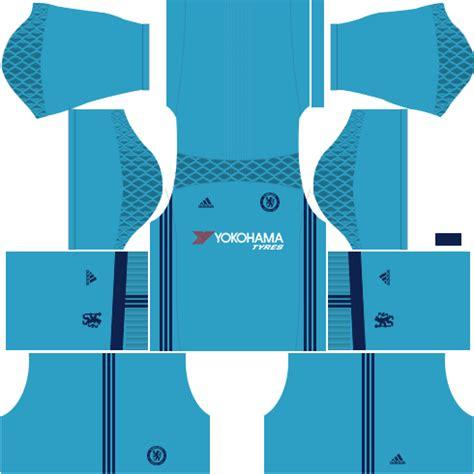 chelsea kit dream league chelsea goalkeeper away kit