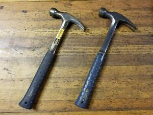 vintage tools hammer estwing woodworking anvil claw