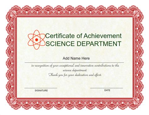 official certificate template official certificate template templates station