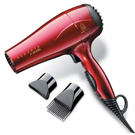 Ionic Ceramic Or Tourmaline Hair Dryer andis elevate tourmaline ceramic ionic hair dryer 80405