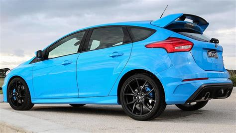 ford fucus ford focus rs 2016 review australian drive
