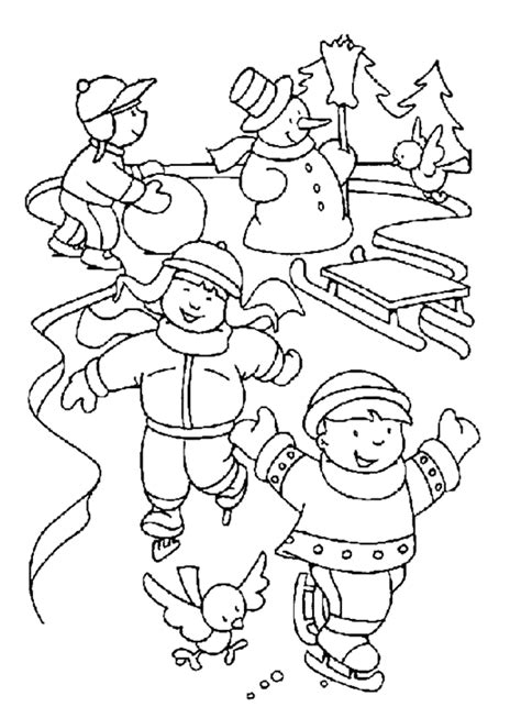 intricate winter coloring pages winter coloring pages getcoloringpages com