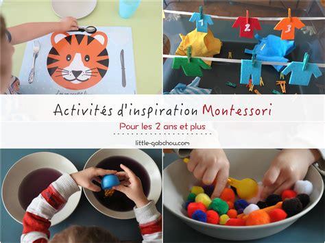 nos activit 233 s pr 233 f 233 r 233 es d inspiration montessori pour les