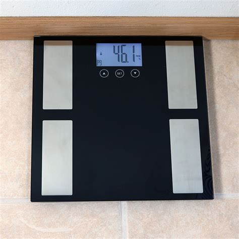 bathroom scales accuracy comparison sunnydaze body fat bathroom scales weight tracker high