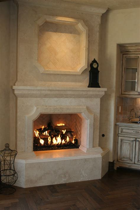 Master Travertine Fireplace Home Design Pinterest Travertine Fireplace Hearth