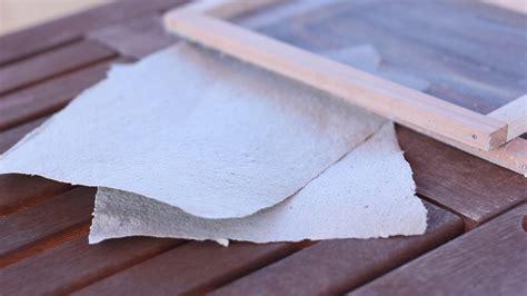 como hacer zapatillas de papel c 243 mo hacer papel reciclado youtube