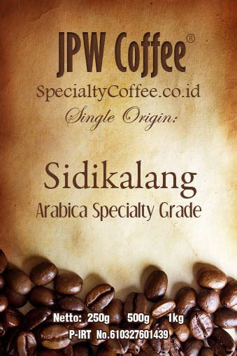 Coffee Robusta Sidikalang kopi sidikalang specialtycoffee co id