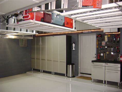 Garage Organization Overhead Brilliant Garage Storage Ideas Attractions