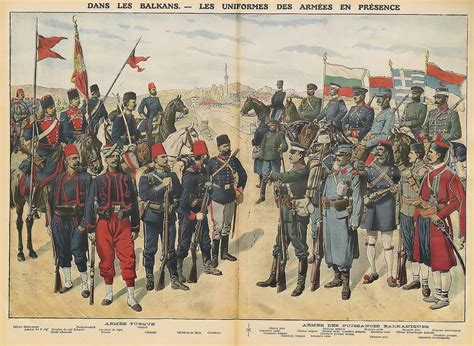 roads to the great war images of the forgotten balkan wars