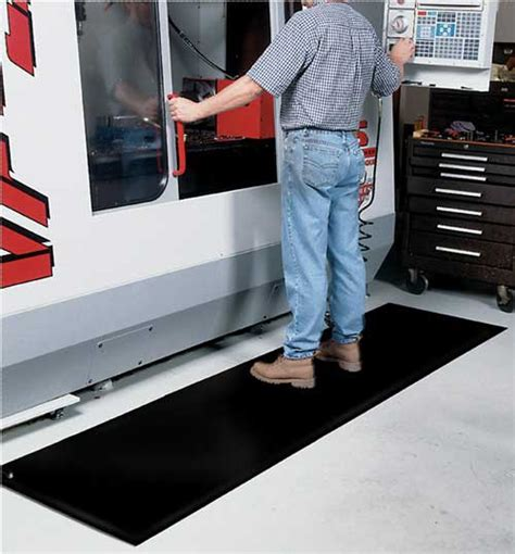 Static Discharge Mat by Anti Static Esd Fatigue Mat With Smooth Top 1 2 Inch