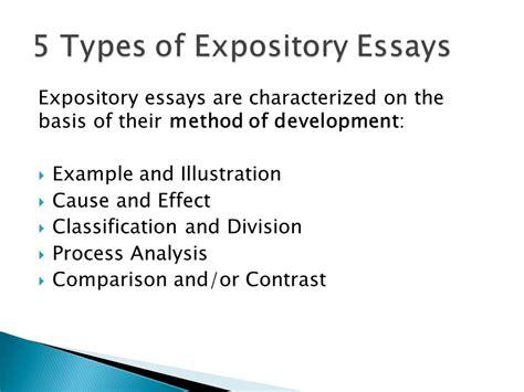 Expository Essay Process Analysis essays senior high ppt