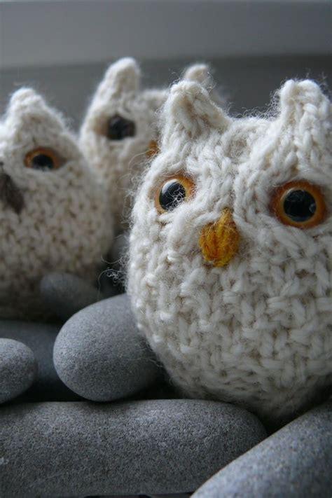 snowy owl knitting pattern edirks snowy owls i am ravelry and crochet owls