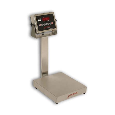 300 pound bench detecto eb 300 205 stainless steel bench scale 300 lb capacity