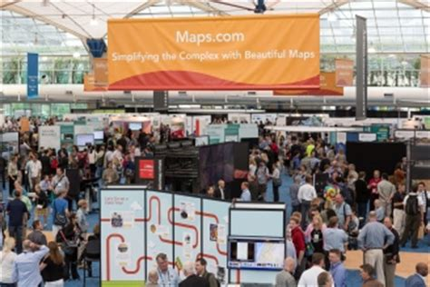 gis professionals   countries attended  esri uc