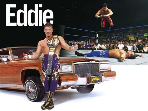 Wwe Eddie Guerrero Car   world wrestling entertainment eddie guerrero