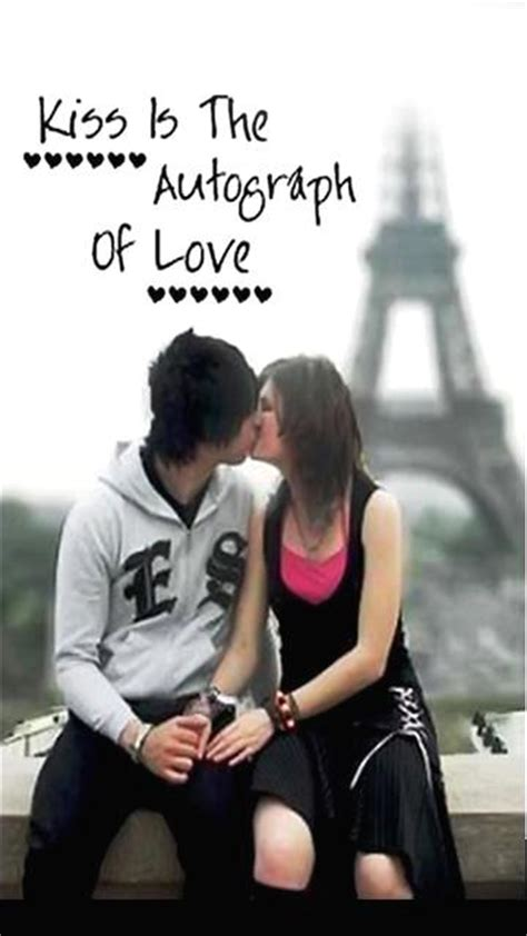 hot kiss themes for mobile phones download autograph of love heart touching love quote for