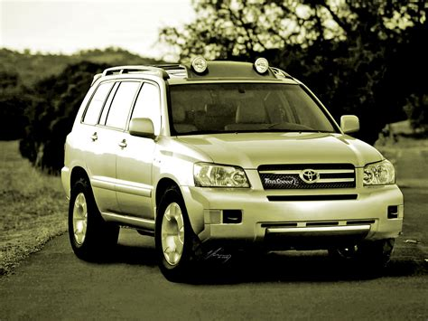 2007 Toyota Highlander Reviews 2007 Toyota Highlander Hybrid Picture 90190 Car Review