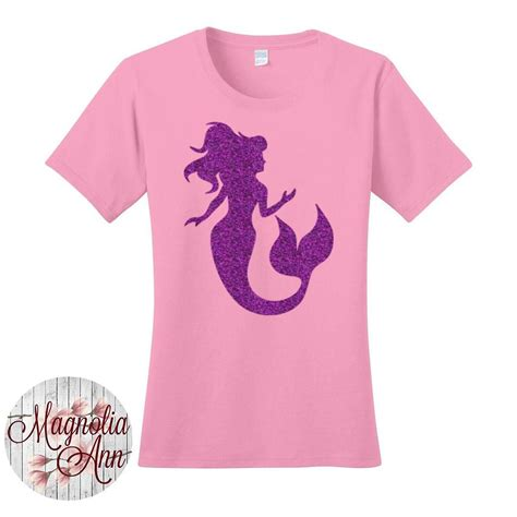 As0069 Rok Mermaid Polos Sale mermaid s t shirt in 7 different colors in sizes small 4x plus size