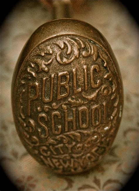 Antique Door Knobs by Antique Nyc School Door Knob