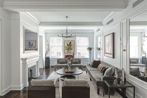 Transitional Living Room Houzz Transitional Living Room