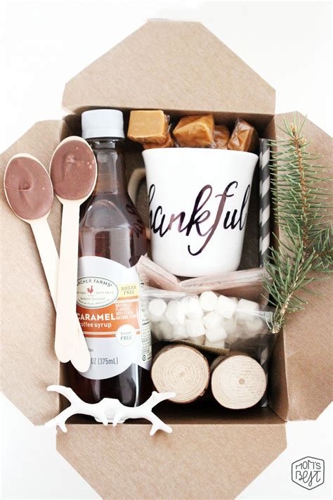 dinner gifts diy thanksgiving fall box a sneak peek of our upcoming