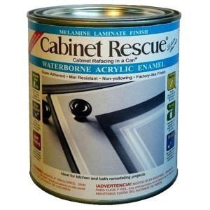 restore cabinet finish home depot cabinet rescue 31 oz melamine laminate finish paint