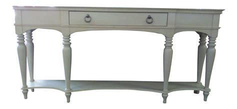 shabby chic sofa table shabby chic console table chairish