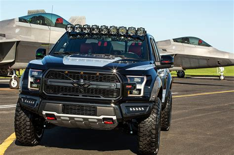 Ford F 150 Velociraptor by Ford F 22 Raptor Sells For 300 000 At Auction Motor Trend